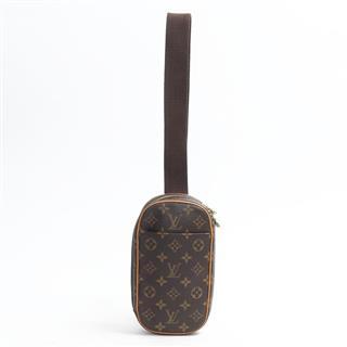 LOUIS VUITTON〈ルイヴィトン〉Pochette Gange Waist Bag Body Bag