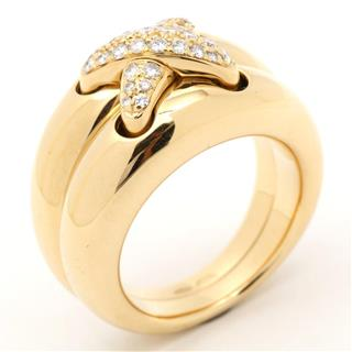 CHAUMET 〈ショーメ〉 Lian Diamond Ring