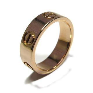 Cartier〈カルティエ〉Love ring