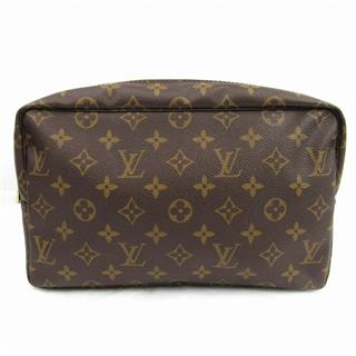 LOUIS VUITTON 〈ルイヴィトン〉 Trousse Toilette 28 Cosmetic Makeup Pouch Bag