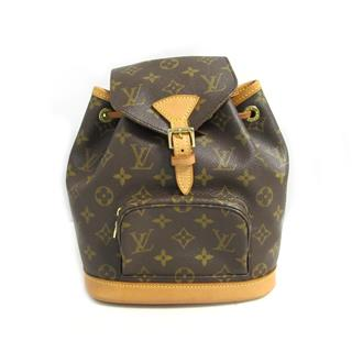 LOUIS VUITTON 〈ルイヴィトン〉 Mini Montsouris Backpack Bag