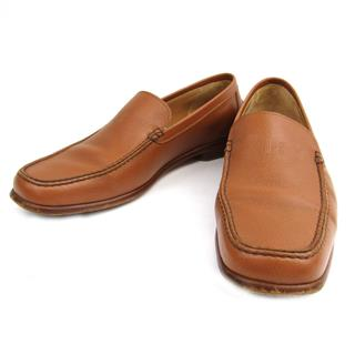 HERMES〈エルメス〉Womens loafers #38.5 Japan size 24cm