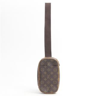 LOUIS VUITTON〈ルイヴィトン〉Pochette Gange shoulder waist Crossbody bag