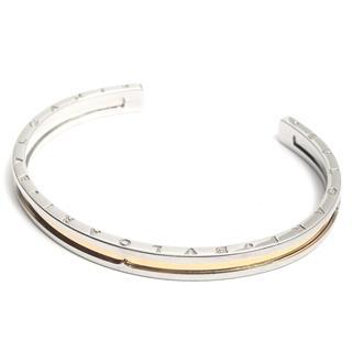 BVLGARI〈ブルガリ〉B-zero1 open bangle Bracelet