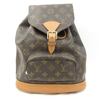 LOUIS VUITTON 〈ルイヴィトン〉 Montsouris MM Backpack Rucksack Bag