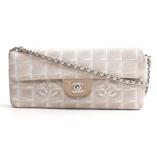 CHANEL 〈シャネル〉 New Travel Line Chain Shoulder Bag