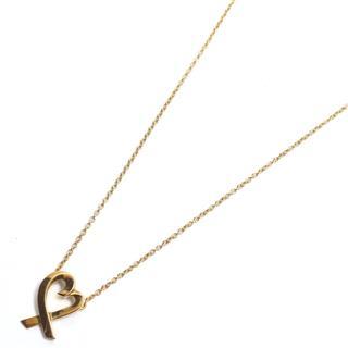 TIFFANY&CO〈ティファニー〉Loving heart necklace