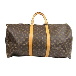 LOUIS VUITTON 〈ルイヴィトン〉 Keepall 55 Travel Boston Hand Bag