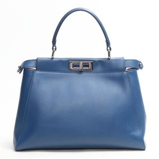FENDI 〈フェンディ〉 Peekaboo hand shoulder bag