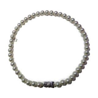 MIKIMOTO 〈ミキモト〉 Pearl necklace #14.96 Japan size 38cm