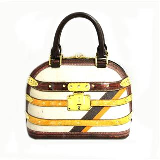 LOUIS VUITTON 〈ルイヴィトン〉 ALMA BB Time Trunk 2way Shoulder Bag