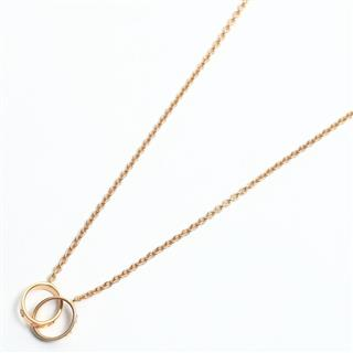 Cartier〈カルティエ〉Baby love necklace