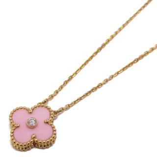 Van Cleef & Arpels〈ヴァンクリーフ&アーペル〉Vintage Alhambra necklace #16.14