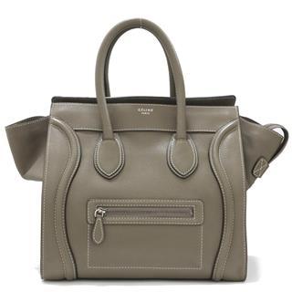 Luggage mini shopper hand tote bag