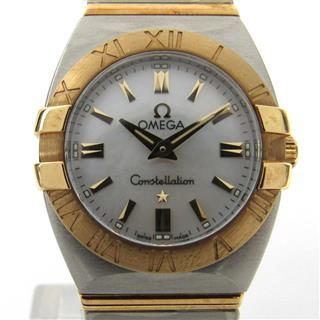 OMEGA〈オメガ〉Constellation Double Eagle Wrist Watch