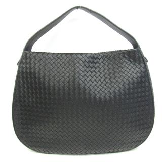 BOTTEGA VENETA 〈ボッテガ・ヴェネタ〉 Intrecciato 2way hobo shoulder bag