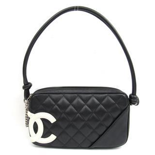 CHANEL〈シャネル〉Cambon Line Accessory Pouch Hand Bag