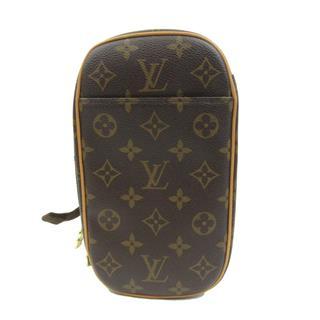 LOUIS VUITTON〈ルイヴィトン〉Pochette Gange waist body shoulder crossbody bag