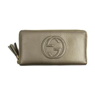GUCCI〈グッチ〉Soho round wallet