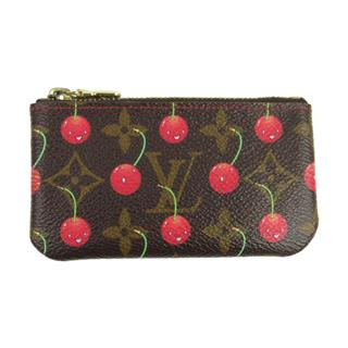 LOUIS VUITTON〈ルイヴィトン〉Pochette cles key ring coin case