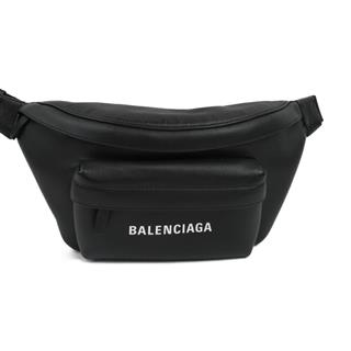 BALENCIAGA 〈バレンシアガ〉 Everyday logo waist body bag
