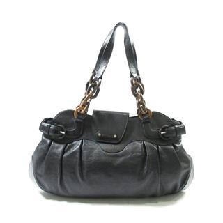Salvatore Ferragamo〈サルヴァトーレ・フェラガモ〉chain shoulder Hand bag