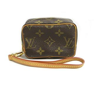 LOUIS VUITTON〈ルイヴィトン〉Trousse Wapity Accessory Pouch