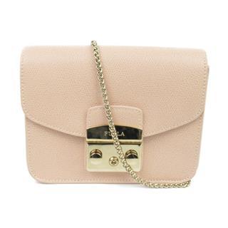 FURLA〈フルラ〉Metropolis chain shoulder bag