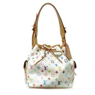 LOUIS VUITTON〈ルイヴィトン〉Petite Noe Drawstring Shoulder Bag