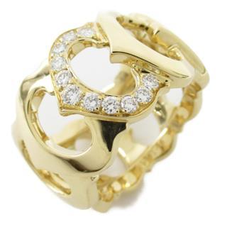 Cartier〈カルティエ〉Diamond ring