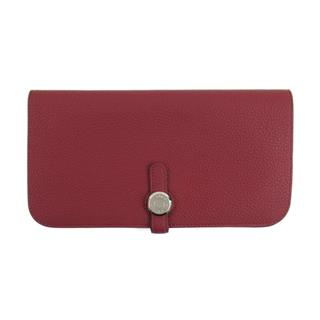 HERMES 〈エルメス〉 Dogon Long Bi fold wallet