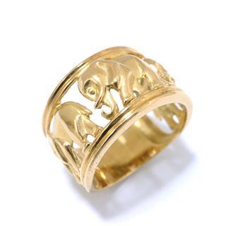 JEWELRY〈ジュエリー〉Yellow gold ring