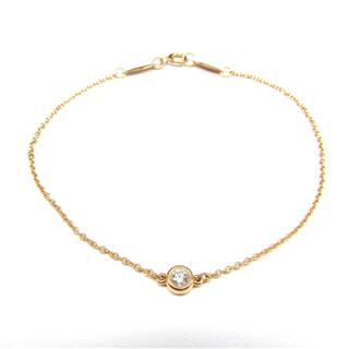 TIFFANY&CO 〈ティファニー〉 By the yard bracelet