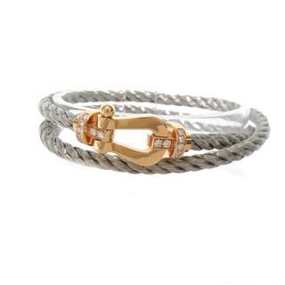 FRED〈フレッド〉Force 10 Half Diamond Bracelet 2