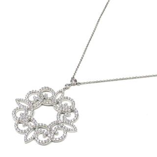TIFFANY&CO 〈ティファニー〉 Enchanted scroll necklace pendant