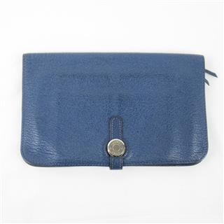 HERMES 〈エルメス〉 Dogon GM two fold wallet