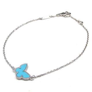 Van Cleef & Arpels〈ヴァンクリーフ&アーペル〉Sweet Alhambra bracelet Papillon butterfly