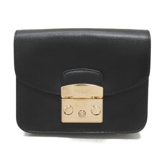 FURLA 〈フルラ〉 Metropolis shoulder crossbody bag