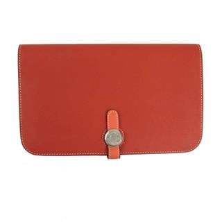 HERMES 〈エルメス〉 Dogon GM bi-fold wallet Purse