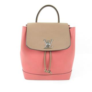 LOUIS VUITTON〈ルイヴィトン〉lock Me Backpack Rucksack bag