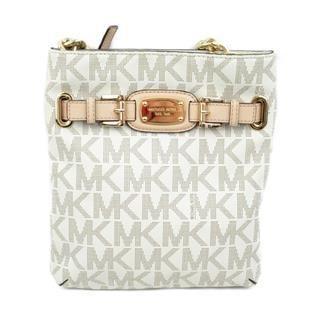 MICHAEL KORS〈マイケルコース〉Logo shoulder crossbody bag
