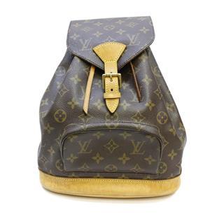 LOUIS VUITTON〈ルイヴィトン〉Montsouris MM Backpack Rucksack Bag
