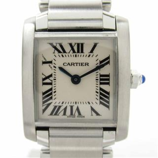 Cartier〈カルティエ〉Tank Francaise SM Watch