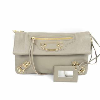 BALENCIAGA〈バレンシアガ〉The Velo 2way crossbody shoulder hand bag flap