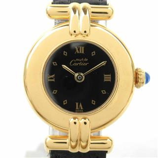 Cartier〈カルティエ〉Must Colisee watch