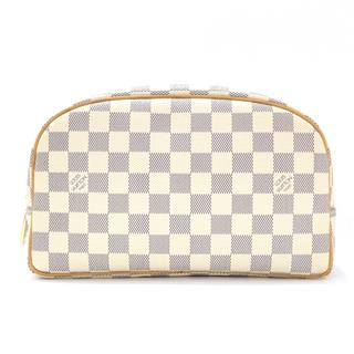 LOUIS VUITTON〈ルイヴィトン〉Trousse Toilette 25 Cosmetic Makeup Pouch