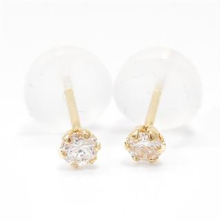 JEWELRY 〈ジュエリー〉 Diamond Pierced Earrings