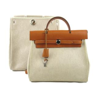 HERMES〈エルメス〉Herbag a dos PM 2way Back pack hand bag
