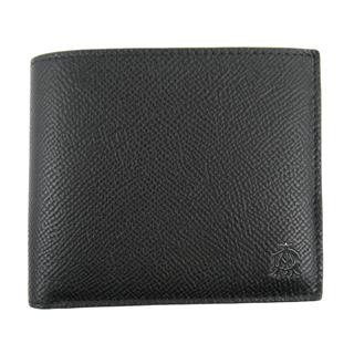 dunhill 〈ダンヒル〉 Leather fold wallet purse