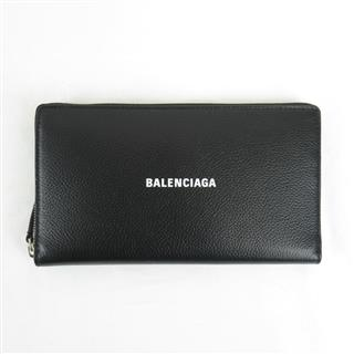 BALENCIAGA 〈バレンシアガ〉 CASH CONT WALLET around wallet purse